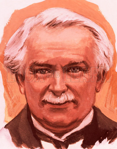 Lloyd George, picture, image, illustration