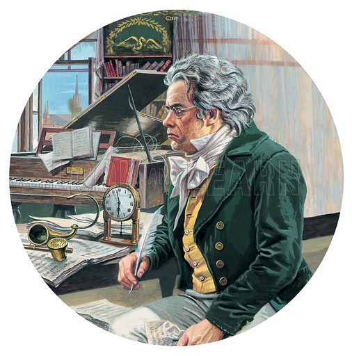 Beethoven.