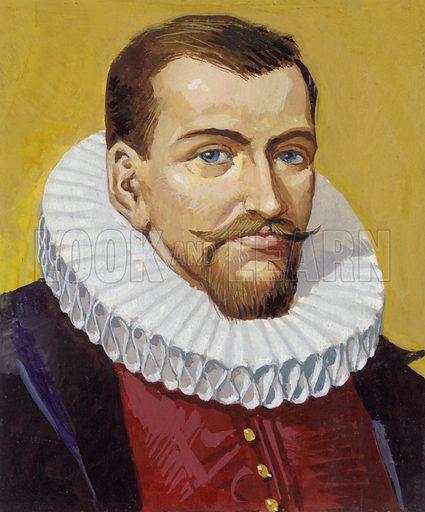 Henry Hudson, 17th Century Explorer.