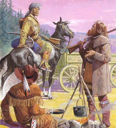 John Colter, American explorer and mountain man