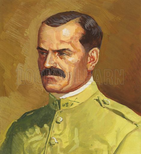 Colonel Gaillard.