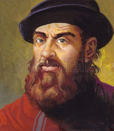 picture Ferdinand Magellan