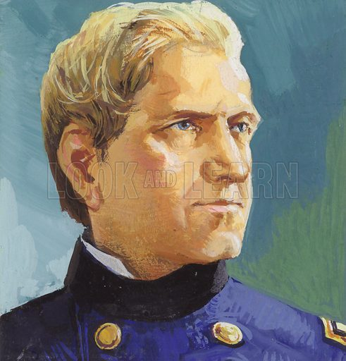 General Edward Canby.