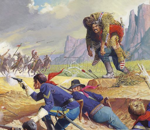 The Heroes of Buffalo Wallow. Desperately Billy Dixon heaved his wounded companion across his back and began the dangerous journey back to the safety of the buffalo wallow (an indentation in the ground created by buffalos).
