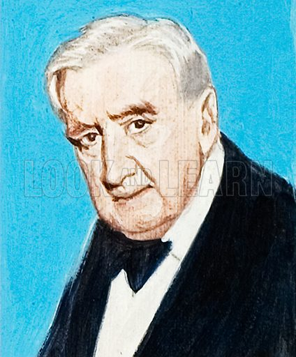 Ralph Vaughan Williams, picture. image, illustration