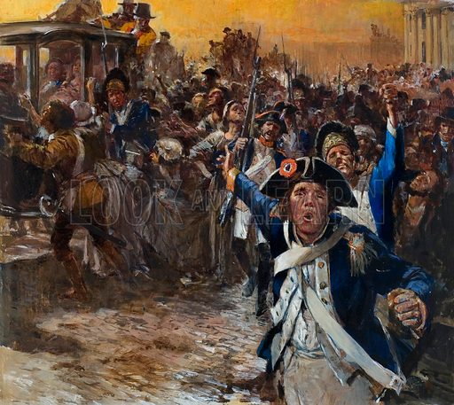 The Reign of Terror during the French Revolution, 1793–1794