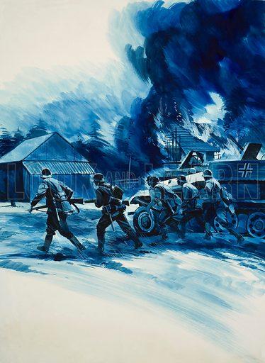 Operation Barbarossa, picture, image, illustration