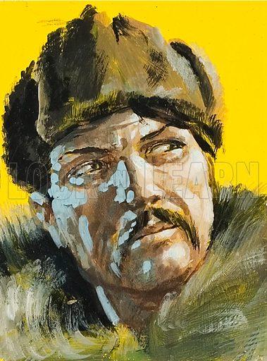 George Carmack, of the Klondike gold rush.