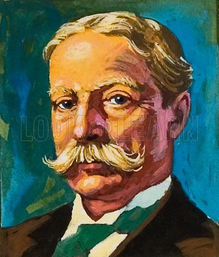 Charles Tyson Yerkes, pioneer of London Underground electrification.