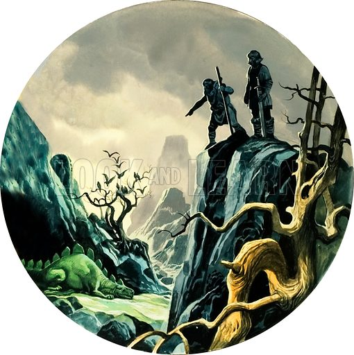 The Ring of the Nibelungs.