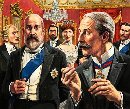 Elgar, picture, image, illustration