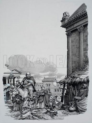 Mellitus, picture, image, illustration