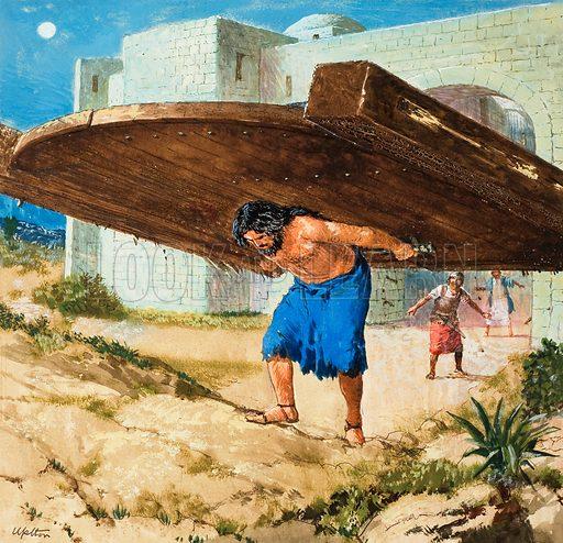 The Story of Samson