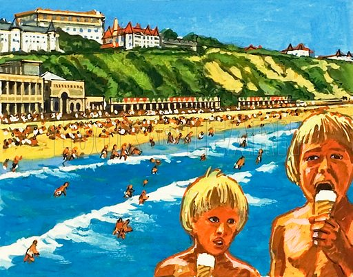 Bournemouth, in 1980.