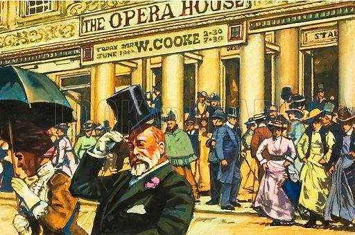 Blackpool Opera House.