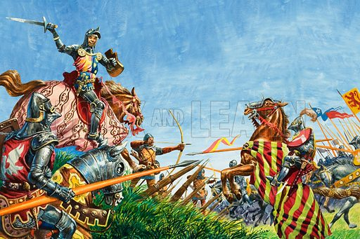 Battle of Agincourt.