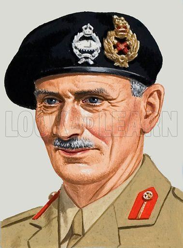 General Sir Bernard Montgomery