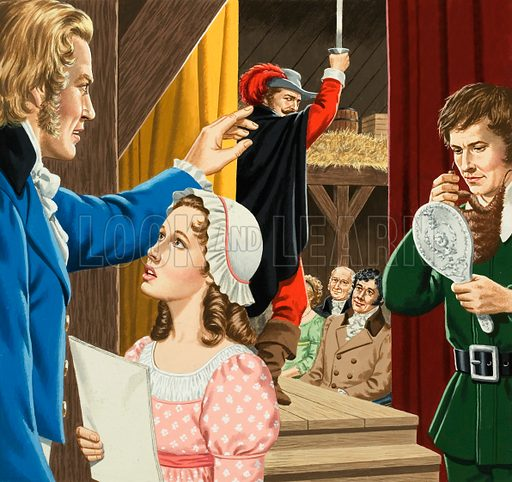 Jane Austen, and amateur dramatics.