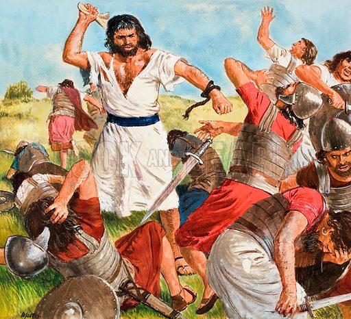 Samson's Great Fight