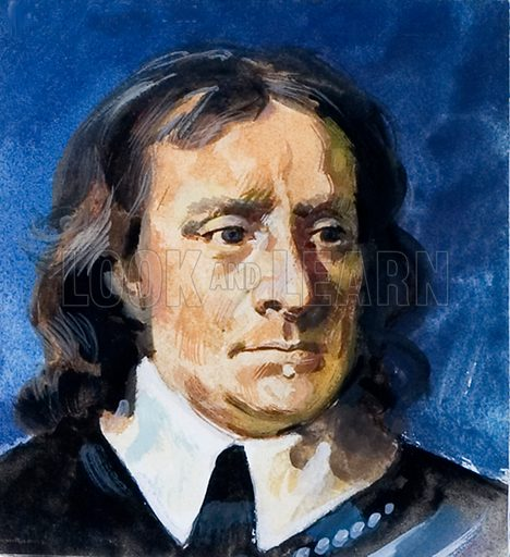 Cromwell, picture, image, illustration