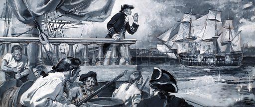 George Walker, picture, image, illustration