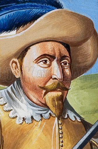 Gustavus Adolphus, picture, image, illustration