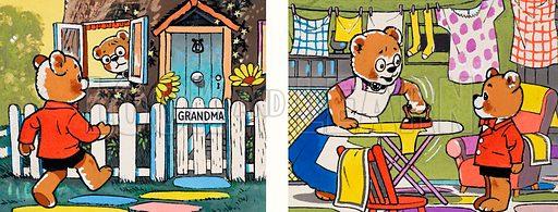 Grandma Bear.