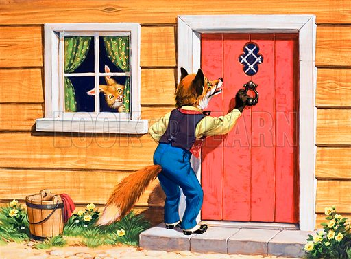 Brer Rabbit. From Once Upon a Time (1969–72).