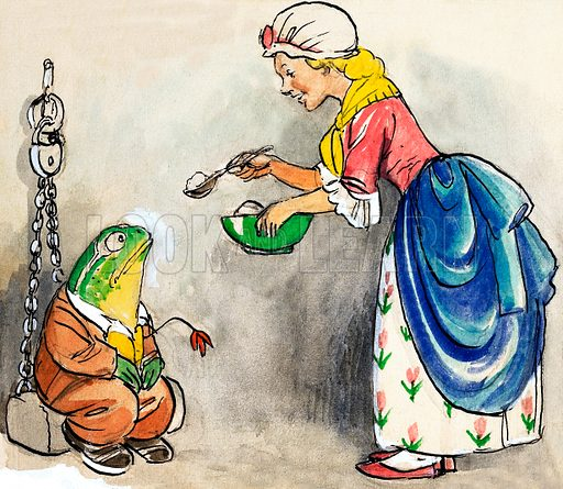 The Wind in the Willows, based on the novel by Kenneth Grahame. From Treasure (1974–75).