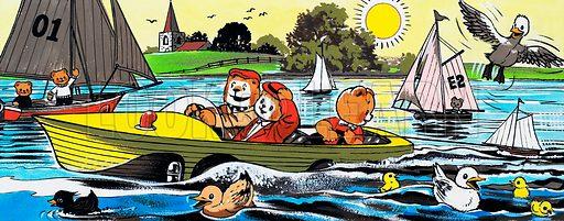 Teddy Bear. From Teddy Bear (date unknown).