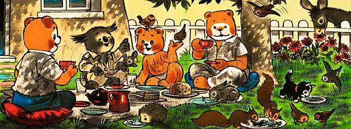 Teddy Bear. From Teddy Bear (15 November 1980).