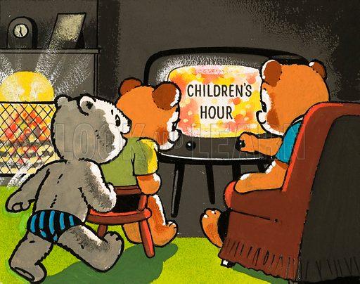 Teddy Bear. From Teddy Bear (12 March 1983).