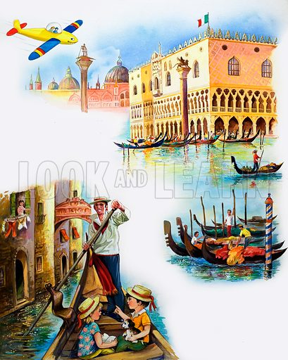 Venice. From Once Upon a Time 169.