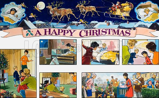 Mother Shows You How: at Christmas. From Teddy Bear (30 December 1972).