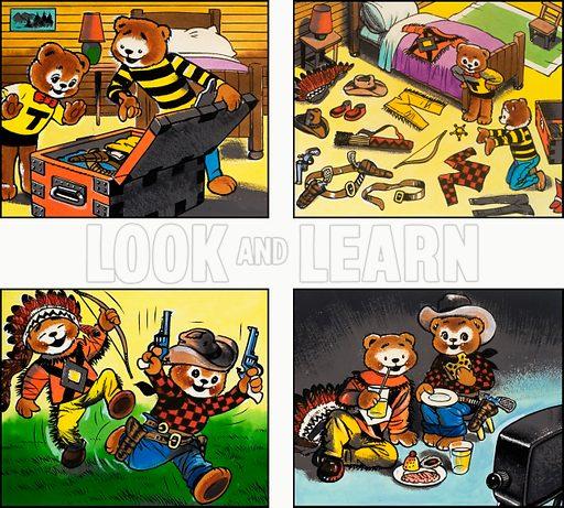 Teddy Bear. From Teddy Bear (29 October 1983).