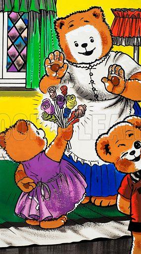 Teddy Bear. From Teddy Bear (1 July 1978).