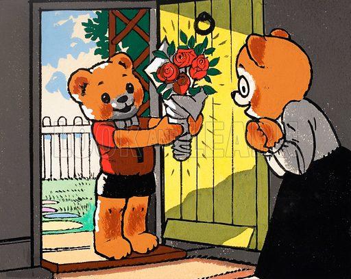 Teddy Bear. From Teddy Bear (23 June 1984).