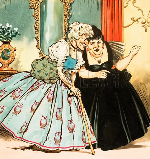 Princess Petal and the Green Page. From Playhour (1958).