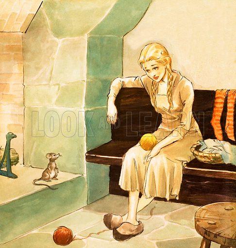 Cinderella. From Playhour (1956).