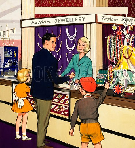 Jewellery Shop assistant