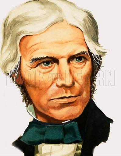 Unidentified portrait. Original artwork (dated 10/11/79).