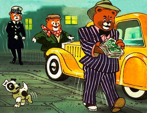 Teddy Bear. From Teddy Bear (21 August 1982).