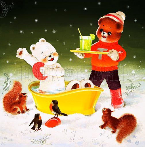 Teddy Bear. From Teddy Bear (3 February 1973).