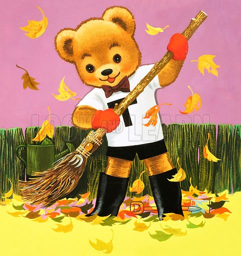 Teddy Bear. From Teddy Bear (30 April [1963?]).