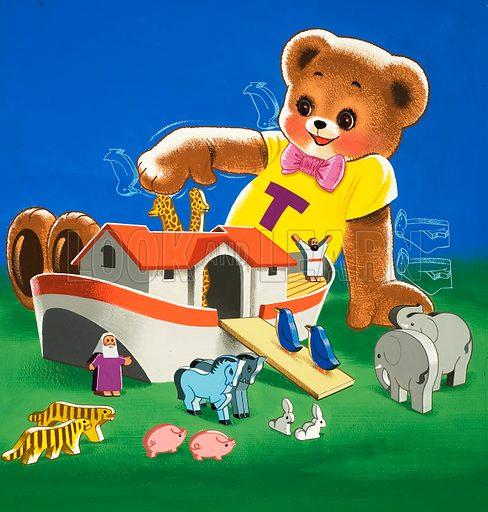 Teddy Bear. From Teddy Bear (30 March 1968).