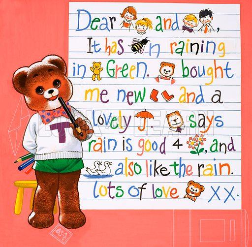 Teddy Bear. From Teddy Bear (14 March 1970).