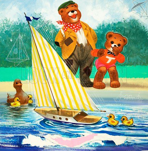 Teddy Bear. From Teddy Bear (31 March 1973).