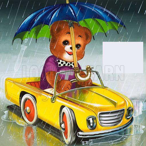 Teddy Bear. From Teddy Bear (3 April 1971).