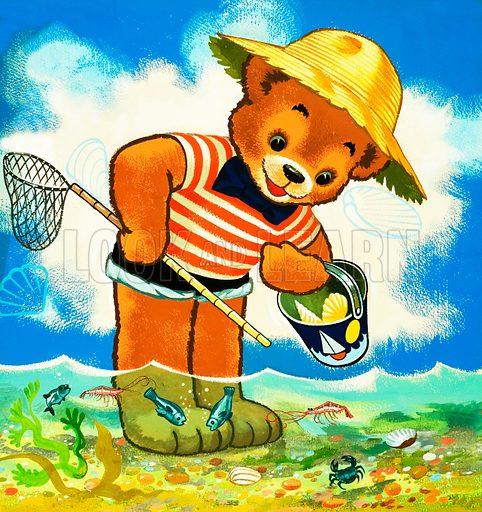 Teddy Bear. From Teddy Bear (23 May 1964).