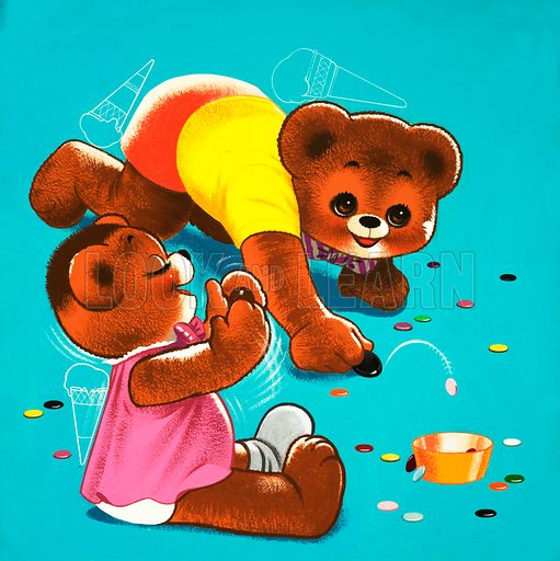 Teddy Bear. From Teddy Bear (10 June [year unknown]).